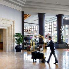 Отель The Fairmont Waterfront Канада, Ванкувер - отзывы, цены и фото номеров - забронировать отель The Fairmont Waterfront онлайн интерьер отеля фото 2