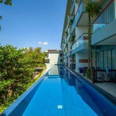 Отель Surin Beach Resort Пхукет бассейн фото 2