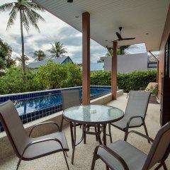Отель Villa Na Pran, Pool Villa Таиланд, Пак-Нам-Пран - отзывы, цены и фото номеров - забронировать отель Villa Na Pran, Pool Villa онлайн балкон
