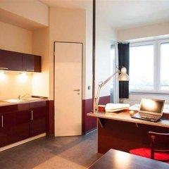 Апартаменты Aparion Apartments Leipzig Family комната для гостей фото 4