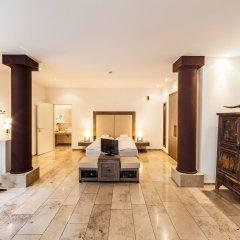 Отель BURNS Art & Culture удобства в номере