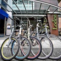 Отель Loden Vancouver Канада, Ванкувер - отзывы, цены и фото номеров - забронировать отель Loden Vancouver онлайн спортивное сооружение