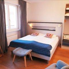 Hotel Bären am Bundesplatz комната для гостей