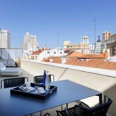 Exe Hotel El Coloso балкон
