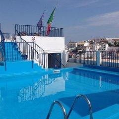 Отель Apartamentos Regina Португалия, Албуфейра - 1 отзыв об отеле, цены и фото номеров - забронировать отель Apartamentos Regina онлайн бассейн