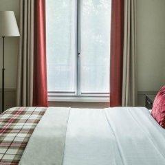 Hotel Aiglon комната для гостей