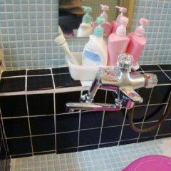 Отель Pension Blue Хакуба ванная фото 2