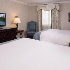 Отель Red Coach Inn США, Ниагара-Фолс - отзывы, цены и фото номеров - забронировать отель Red Coach Inn онлайн удобства в номере фото 2