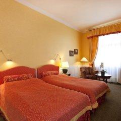 Spa Hotel Dvorák комната для гостей фото 5