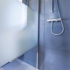 Отель Brugmann Square Apartments Бельгия, Брюссель - отзывы, цены и фото номеров - забронировать отель Brugmann Square Apartments онлайн ванная фото 2