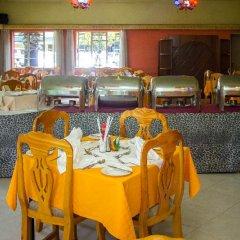 Отель Jumuia Guest House Nakuru Кения, Накуру - отзывы, цены и фото номеров - забронировать отель Jumuia Guest House Nakuru онлайн питание фото 2