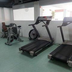 Отель Amazónia Jamor Хамор фитнесс-зал