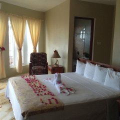 Отель Waters Edge Guest House комната для гостей фото 4