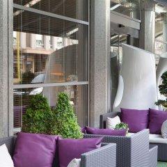 Отель Auteuil Manotel Швейцария, Женева - 1 отзыв об отеле, цены и фото номеров - забронировать отель Auteuil Manotel онлайн балкон