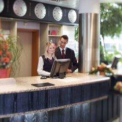 Отель Mövenpick Hotel Nürnberg Airport Германия, Нюрнберг - отзывы, цены и фото номеров - забронировать отель Mövenpick Hotel Nürnberg Airport онлайн интерьер отеля