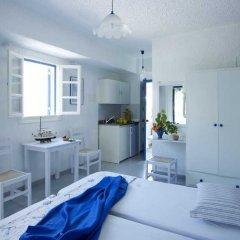 Отель Ninetta's Studios Греция, Метана - отзывы, цены и фото номеров - забронировать отель Ninetta's Studios онлайн комната для гостей фото 3