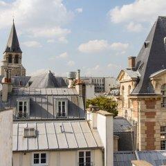 Апартаменты Saint Germain - Mabillon Apartment балкон