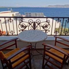 Отель Dionysos Hotel Греция, Агистри - отзывы, цены и фото номеров - забронировать отель Dionysos Hotel онлайн балкон