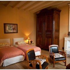 Отель Chateau Franc Pourret Франция, Сент-Эмильон - отзывы, цены и фото номеров - забронировать отель Chateau Franc Pourret онлайн комната для гостей фото 2