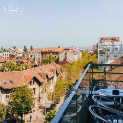 Отель Nevski Hotel Сербия, Белград - 1 отзыв об отеле, цены и фото номеров - забронировать отель Nevski Hotel онлайн бассейн