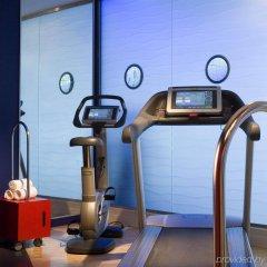 Отель Mercure Paris CDG Airport & Convention фитнесс-зал