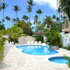 Отель Residencial Las Buganvillas Bavaro Доминикана, Пунта Кана - отзывы, цены и фото номеров - забронировать отель Residencial Las Buganvillas Bavaro онлайн бассейн