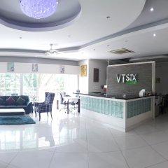 Отель Vtsix Condo Service at View Talay Condo интерьер отеля