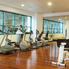Отель Golden Tulip Sharjah ОАЭ, Шарджа - 1 отзыв об отеле, цены и фото номеров - забронировать отель Golden Tulip Sharjah онлайн фитнесс-зал фото 3