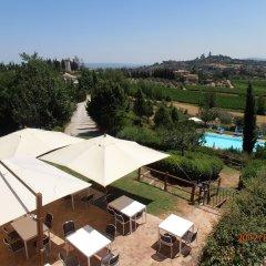 Отель Villa Ducci Италия, Сан-Джиминьяно - отзывы, цены и фото номеров - забронировать отель Villa Ducci онлайн фото 11