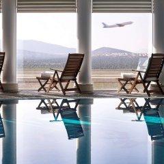Отель Sofitel Athens Airport Спата фитнесс-зал фото 3