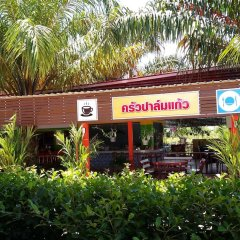 Отель Palm Kaew Resort Krabi парковка
