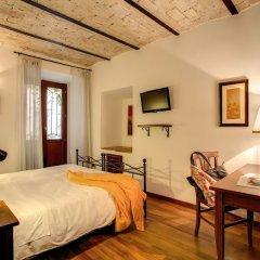 Отель Residenza Domizia Италия, Рим - отзывы, цены и фото номеров - забронировать отель Residenza Domizia онлайн сейф в номере