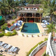 Отель Alegria - The Goan Village бассейн фото 2