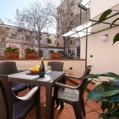 Отель La casetta al Massimo Италия, Палермо - отзывы, цены и фото номеров - забронировать отель La casetta al Massimo онлайн балкон