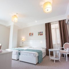 Отель Amber 4* Стандартный номер с 2 отдельными кроватями фото 4