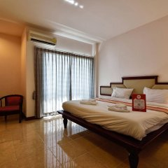 Отель NIDA Rooms Talat Yai Old Town Phuket комната для гостей фото 3