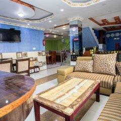 Отель OYO 222 Hotel New Himalayan Непал, Катманду - отзывы, цены и фото номеров - забронировать отель OYO 222 Hotel New Himalayan онлайн интерьер отеля фото 2