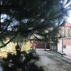 Отель Cottage na Kuvshinok Сочи парковка