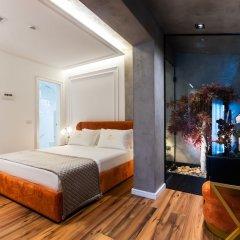 Отель La Suite Boutique Hotel Албания, Тирана - отзывы, цены и фото номеров - забронировать отель La Suite Boutique Hotel онлайн комната для гостей фото 4