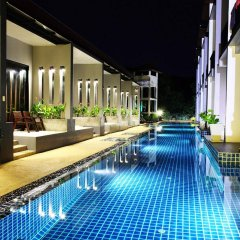 Отель Alphabeto Resort бассейн фото 2