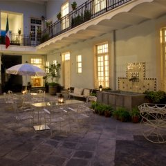 Отель Casa San Ildefonso Мехико фото 6