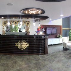 Crystall Hotel интерьер отеля фото 2