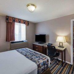 Отель Ramada by Wyndham Vancouver Downtown Канада, Ванкувер - отзывы, цены и фото номеров - забронировать отель Ramada by Wyndham Vancouver Downtown онлайн удобства в номере
