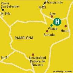 Hotel Pamplona Villava фото 4