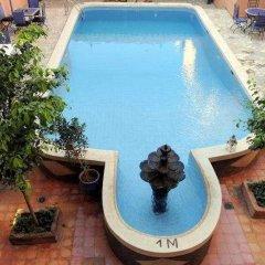 Отель Nadia Марокко, Уарзазат - отзывы, цены и фото номеров - забронировать отель Nadia онлайн бассейн
