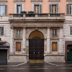 Отель Magnifico Rome Италия, Рим - 1 отзыв об отеле, цены и фото номеров - забронировать отель Magnifico Rome онлайн вид на фасад фото 2