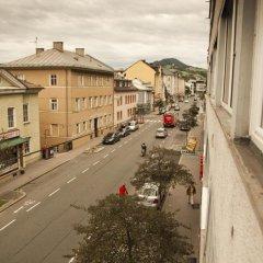 Отель Easyapartments Walker Австрия, Зальцбург - отзывы, цены и фото номеров - забронировать отель Easyapartments Walker онлайн балкон