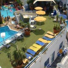 Kassavetis Hotel Aparts бассейн фото 3