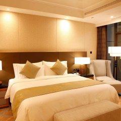Отель Wyndham Grand Xiamen Haicang Китай, Сямынь - отзывы, цены и фото номеров - забронировать отель Wyndham Grand Xiamen Haicang онлайн комната для гостей фото 2