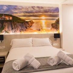 Отель Atotxa Rooms Сан-Себастьян сейф в номере